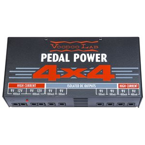 VOODOO LAB PEDAL POWER 4X4 120V