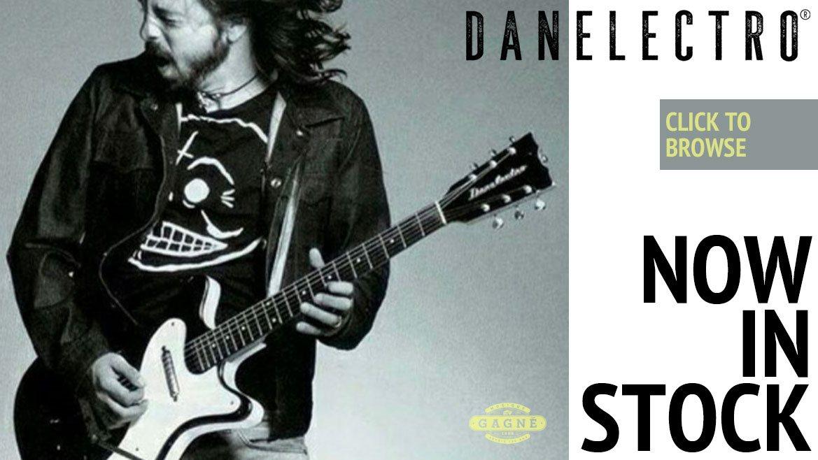 DANELECTRO Now in Stock