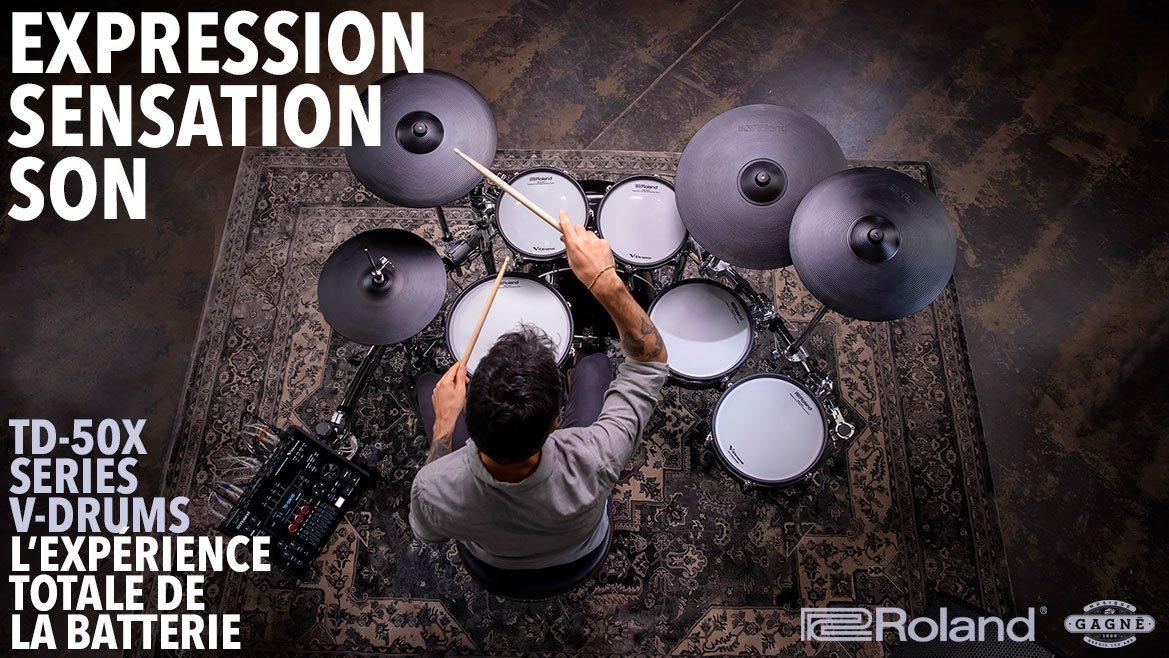 Roland V-Drums TD-50X