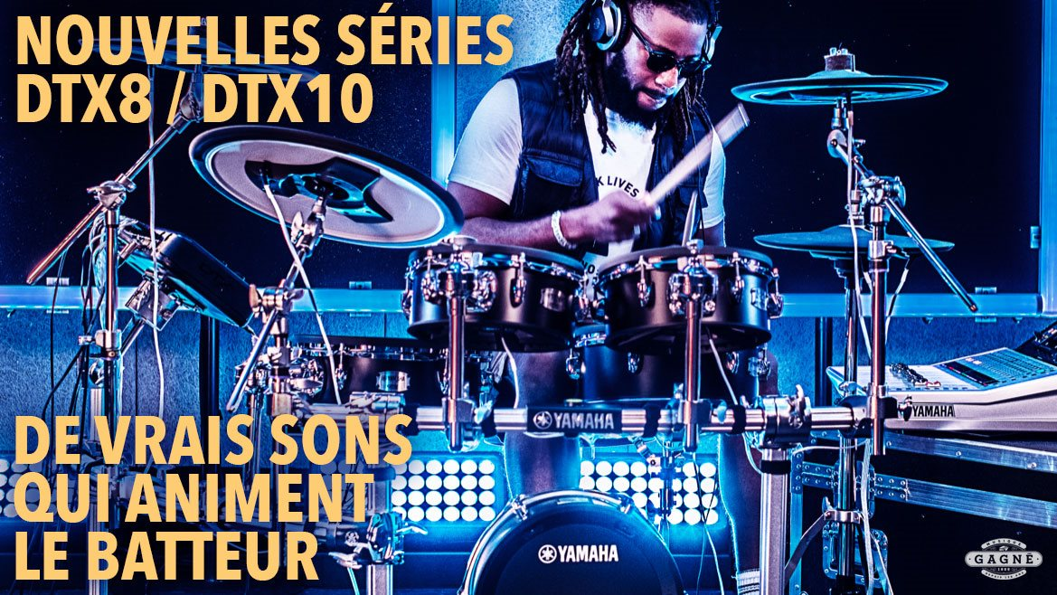 Nouvelles séries DTX8 et DTX10